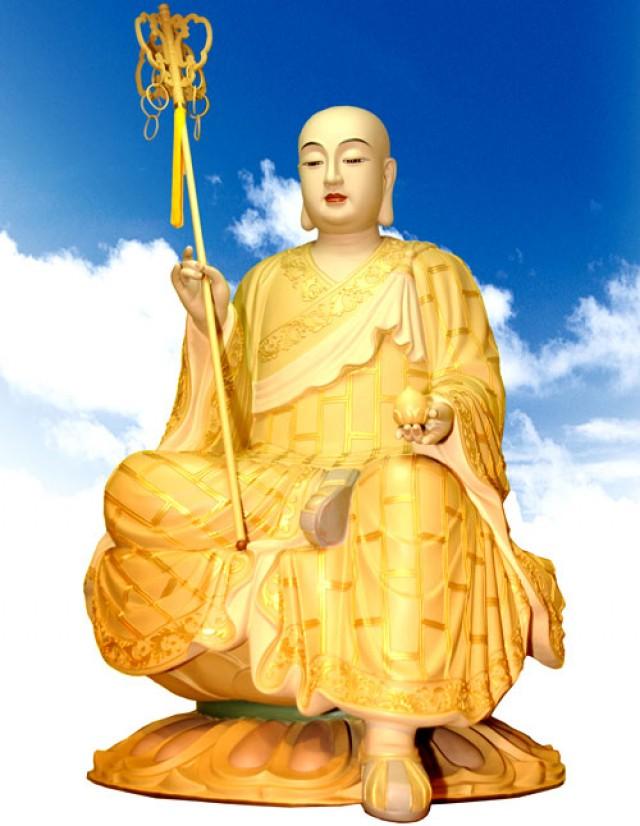 地藏王菩薩圖